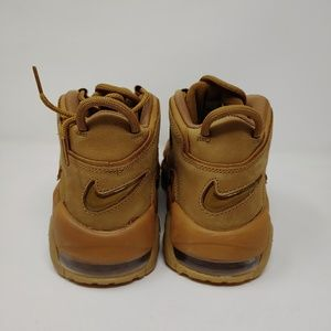 new products c2820 a5e27 Nike Shoes - Nike Air More Uptempo Gs Grade School Flax Flax Gu